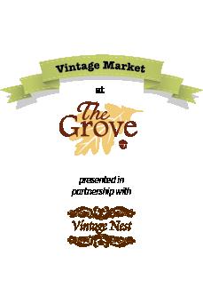 Vintage Market - May 30th, 2020